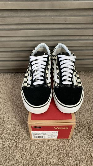 Vans Old Skool Checkered for Sale in Davenport, FL