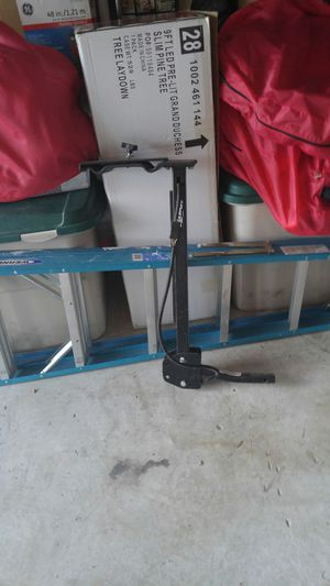 "Bike Rack holds up to 2 bikes for 1 1/4"" Trailer Hitch for Sale in Wellington, FL"