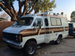 1980 Brougham Chrysler RV Camper motorhome for Sale in Etiwanda, CA