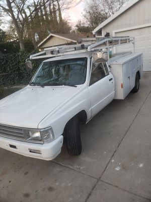 86 Toyota dually long bed for Sale in Oakland, CA