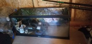 At least a 20 gallon size tank if not larger for Sale in Portland, OR