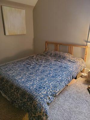 IKEA bed frame (Full) for Sale in Denver, CO