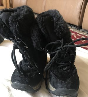 Girls black boots size 13 for Sale in Stroudsburg, PA