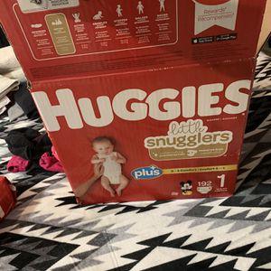Huggies Diapers for Sale in Berwyn, IL