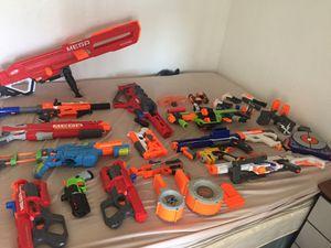 Nerf Guns, Ammo, Attachments for Sale in Bradenton, FL