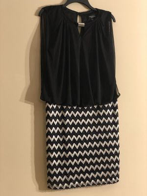 Perceptions chiffon & pencil skirt dress for Sale in Arlington, VA