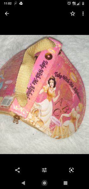 Alphabet carry along Disney Princess book for Sale in Hurst, TX