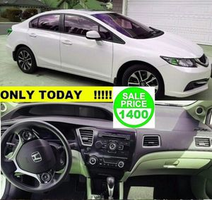 Price$1400 Honda Civic 2013 for Sale in Gulfport, MS