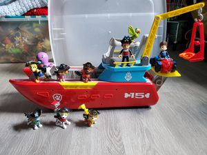 Paw patrol boat and accessories for Sale in Herculaneum, MO