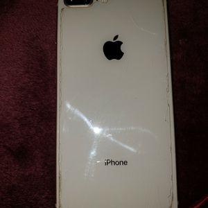 Iphone 8 Pluss Color White for Sale in Santa Maria, CA