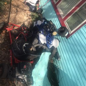 212Cc Go Kart And 110 Cc 4 Wheeler for Sale in Fort Worth, TX