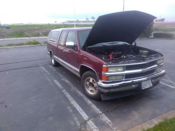 Chevy 5.7 motor