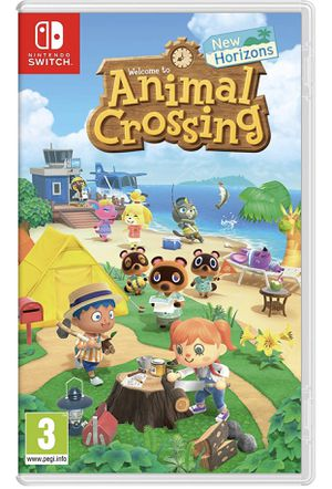 Brand new animal crossing new horizons switch 🔥 for Sale in Gilbert, AZ