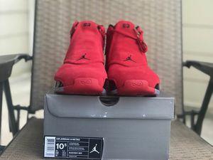 Air Jordan Toro 18s. Sz 10.5 Brand new never worn for Sale in Houston, TX