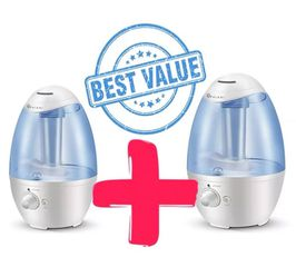 Ultrasonic 3L Humidifier Set BRAND NEW for Sale in West Sacramento,  CA
