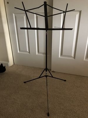 Collapsible Music Stand for Sale in Littleton, CO