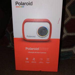 Polaroid iD 757 Lifestyle Action Camera for Sale in Turlock, CA