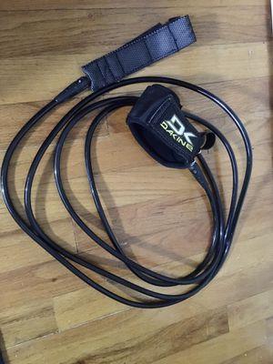 12' Dakine longboard leash. Velcro both ends. for Sale in San Francisco, CA