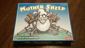 FREE w/ any PURCHASE - Mother Sheep Strategy Game for Sale in Lynnwood, WA