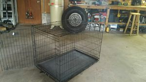 Extra large heavy-duty dog kennel for Sale in Lakeside, AZ