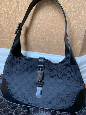 Black Gucci Jackie O Bag for Sale in Houston, TX