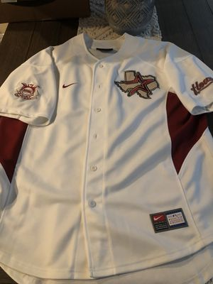 Brand New Houston Astros Authentic Spring Training Jersey Bagwell Biggio for Sale in League City, TX