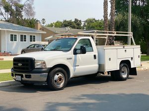 2007 Ford F-350 Utility Bed 1 Owner Great Truck! for Sale in Los Angeles, CA