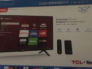 Brand new smart tv with Roku already installed for Sale in Overland, MO