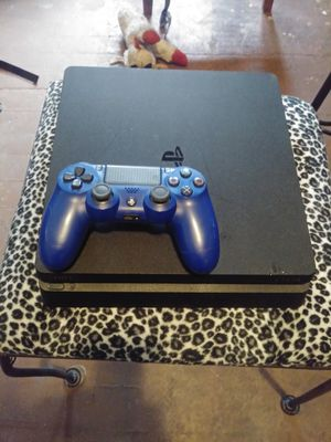 PS4 with 1 controller for Sale in Wichita, KS