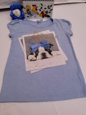 👕💙 girl blouse size 6 years 💙👕 for Sale in Portland, OR