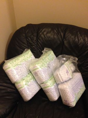 Luvs Diapers - size 1 jumbo box for Sale in Shakopee, MN
