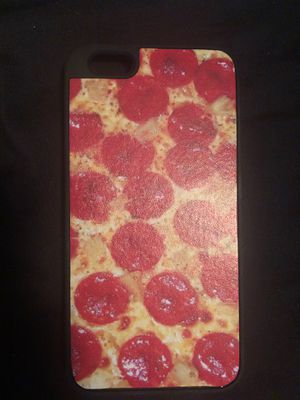 iPhone 6 Plus Pizza Case for Sale in San Diego, CA