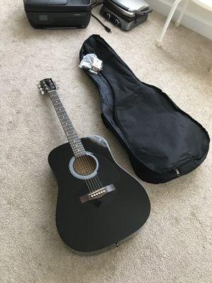 Fender FA-100 Acoustic Guitar for Sale in Fairfax, VA