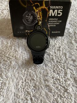 Suunto M5 Watch for Sale in Pompano Beach,  FL