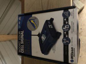 Wilson 4G cell phone booster for Sale in Jonesboro, AR