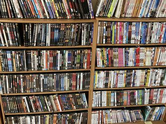 2000+ DVDs Collection. Movies Less Than $1! for Sale in Scottsdale,  AZ