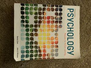 Psychology: Modules for Active Learning, Coon, Dennis, Mitterer, John O., Good B for Sale in Baytown, TX