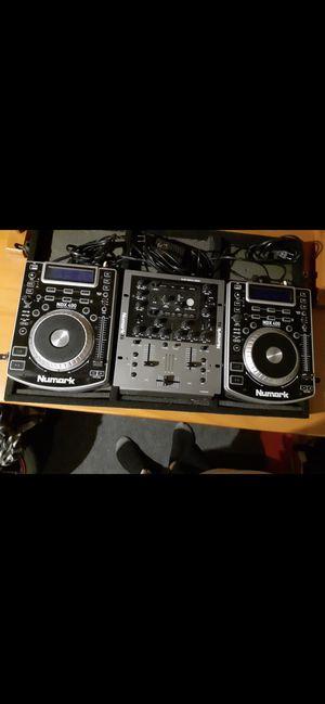 DJ equipment for Sale in Flat Rock, MI