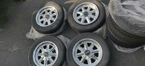 Custom wheels and tires for sale for Sale in Pittsburgh, PA