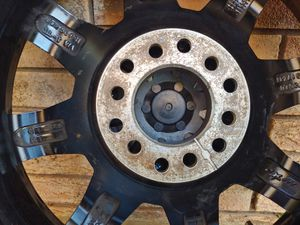 245x 65 R17.Rims and tires for Sale in Wichita, KS
