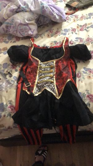 Pirate Halloween Costume for Sale in Brooklyn, NY