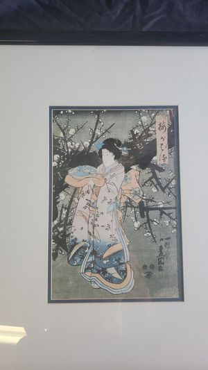 Japanese geisha pictures for Sale in Seal Beach, CA