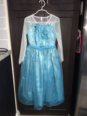 Frozen Elsa princess costumes for girls. Everything you need included. for Sale in Hialeah, FL