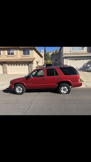 2002 Chevy blazer for Sale in Vallejo, CA