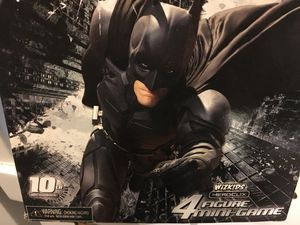 Brand New In Package Batman Heroclix Set and New in Package Map Set for Sale in Fresno, CA