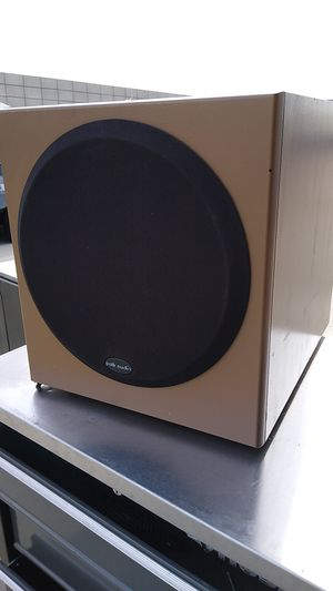 Polk audio power subwoofer for Sale in Bakersfield, CA