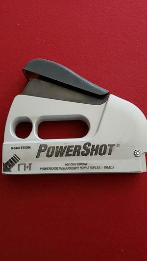 Arrow Fastener T50 5 in. Staple and Nail Gun for Sale in Modesto, CA