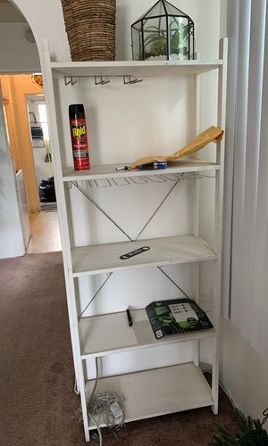 White wall shelving for Sale in San Diego, CA