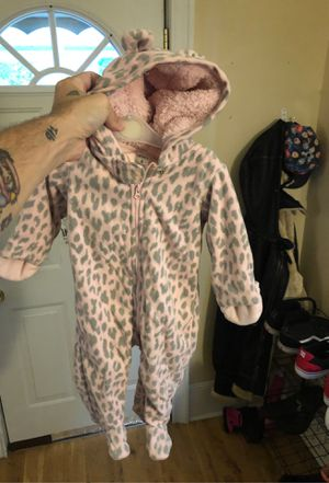 6 mo winter onesie for Sale in Williamsport, PA
