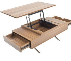 Brand new in the box Veneer Wood Hidden Storage Lift Top Coffee Table for Sale in McLean, VA